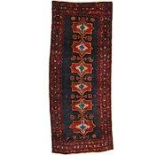 Link to 3' 10 x 9' 3 Hamedan Persian Runner Rug