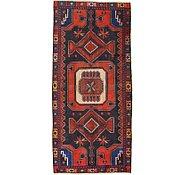 Link to 4' 3 x 9' 3 Hamedan Persian Rug