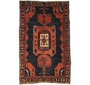 Link to 4' 3 x 6' 9 Shiraz Persian Rug