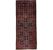 Link to 4' x 9' 8 Hamedan Persian Runner Rug