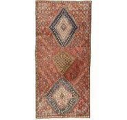 Link to 3' 11 x 8' 6 Hamedan Persian Rug