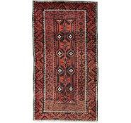 Link to 5' 2 x 9' 9 Shiraz Persian Rug