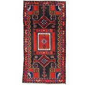 Link to 4' 11 x 9' 5 Hamedan Persian Rug