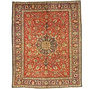 Link to 9' 10 x 12' 3 Tabriz Persian Rug