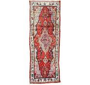 Link to 3' 5 x 9' Hamedan Persian Runner Rug