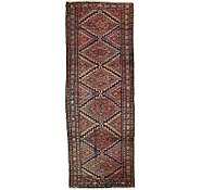 Link to 3' 6 x 9' 7 Chenar Persian Runner Rug