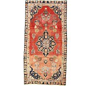 Link to 4' 7 x 8' 11 Hamedan Persian Rug