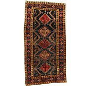 Link to 4' 10 x 9' 6 Chenar Persian Rug