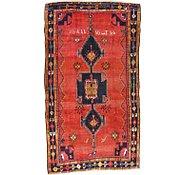 Link to 4' 9 x 8' 5 Hamedan Persian Rug