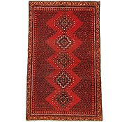 Link to 3' 7 x 5' 10 Shiraz Persian Rug