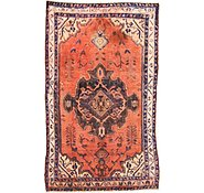 Link to 4' x 6' 10 Hamedan Persian Rug