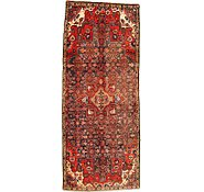 Link to 3' 8 x 8' 11 Hamedan Persian Runner Rug