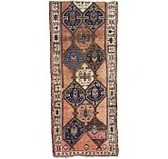 Link to 3' 8 x 8' 6 Shiraz Persian Runner Rug