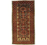 Link to 3' 10 x 7' 4 Balouch Persian Rug