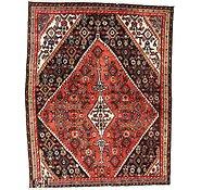 Link to 5' 7 x 6' 11 Hamedan Persian Rug