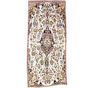 Link to 4' 9 x 10' 9 Hamedan Persian Runner Rug