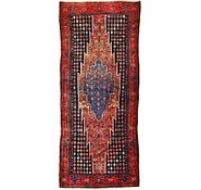 Link to 4' 8 x 10' 7 Mazlaghan Persian Runner Rug