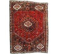 Link to 4' 10 x 6' 10 Shiraz Persian Rug