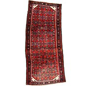 Link to 4' 4 x 9' 2 Hamedan Persian Runner Rug