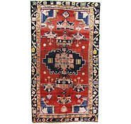 Link to 4' 1 x 7' 1 Shiraz Persian Rug