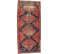 Link to 3' 10 x 8' 7 Hamedan Persian Runner Rug