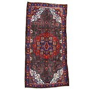 Link to 5' x 9' 9 Hamedan Persian Rug
