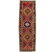 Link to 3' 5 x 10' 5 Hamedan Persian Runner Rug