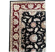 Link to 2' 10 x 4' Tabriz Design Rug