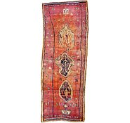 Link to 4' 7 x 12' Shiraz Persian Runner Rug