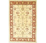 Link to 5' 7 x 8' 6 Peshawar Ziegler Oriental Rug