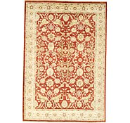 Link to 6' 8 x 9' 8 Peshawar Ziegler Oriental Rug