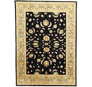 Link to 6' 11 x 9' 5 Peshawar Ziegler Oriental Rug