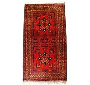 Link to 1' 10 x 3' 5 Khal Mohammadi Oriental Rug