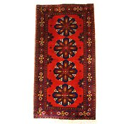 Link to 1' 9 x 3' 3 Khal Mohammadi Oriental Rug