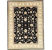 Link to 8' 11 x 11' 10 Peshawar Ziegler Oriental Rug