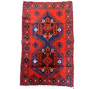 Link to 2' 11 x 4' 10 Balouch Persian Rug
