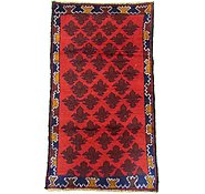 Link to 2' 11 x 4' 9 Balouch Persian Rug