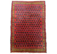 Link to 2' 11 x 4' 3 Balouch Persian Rug