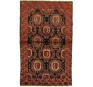 Link to 3' 6 x 5' 9 Balouch Persian Rug