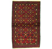 Link to 3' 5 x 5' 11 Balouch Persian Rug