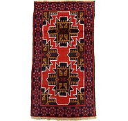 Link to 2' 9 x 5' 1 Balouch Persian Rug