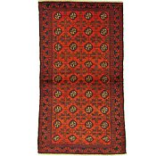 Link to 3' 6 x 6' 2 Balouch Persian Rug