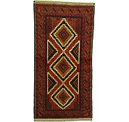 Link to 3' 5 x 6' 7 Balouch Persian Rug