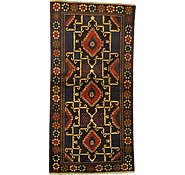 Link to 3' 6 x 6' 11 Balouch Persian Rug
