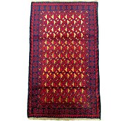Link to 3' x 4' 11 Balouch Persian Rug