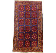Link to 2' 10 x 4' 11 Balouch Persian Rug