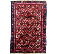 Link to 2' 11 x 4' 2 Balouch Persian Rug