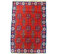 Link to 2' 11 x 4' 4 Balouch Persian Rug
