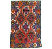 Link to 2' 11 x 4' 5 Balouch Persian Rug