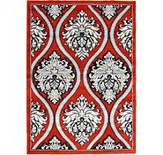 Link to 4' x 5' 7 Meshkabad Design Rug